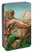 Steppe Faun Portable Battery Charger