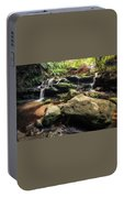 Stepping Cascade - Leura, Blue Mountains, Australia. Portable Battery Charger