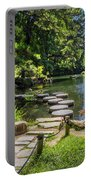 Stepping Stones Japanese Garden Maymont Portable Battery Charger