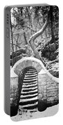 Steps Along The Wissahickon Portable Battery Charger