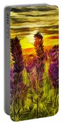 Steptoe Lupine  Portable Battery Charger