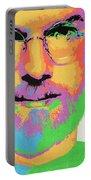 Steve Jobs Portable Battery Charger