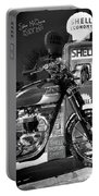 Steve Mcqueen Isdt 64 Portable Battery Charger