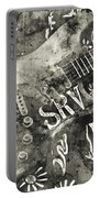 Stevie Ray Vaughan - 03 Portable Battery Charger