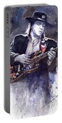 Stevie Ray Vaughan 1 Portable Battery Charger
