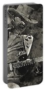 Stevie Ray Vaughan - 13  Portable Battery Charger