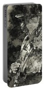 Stevie Ray Vaughan - 15 Portable Battery Charger