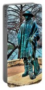 Stevie Ray Vaughan Vibrant Colors Portable Battery Charger