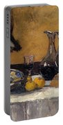 Still Life Nature Morte Portable Battery Charger