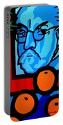 Still Life With Henri Matisse Portable Battery Charger