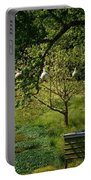 Stillness Of Spring Portable Battery Charger