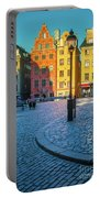 Stockholm Stortorget Square Portable Battery Charger