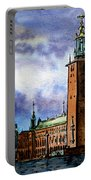 Stockholm Sweden Portable Battery Charger