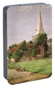 Stoke Poges Church Portable Battery Charger
