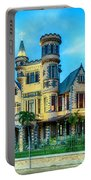 Stollmeyer Castle Trinidad Portable Battery Charger by Rachel Lee Young
