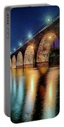Stone Arch Bridge Portable Battery Charger