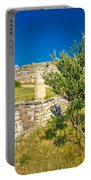 Stone Artefacts Of Asseria Ancient Town Portable Battery Charger