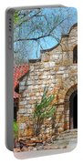 Stone Chapel Portable Battery Charger