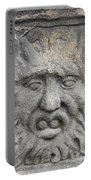 Stone Face Portable Battery Charger