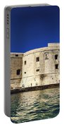 Stone Fortress In Dubrvnik King's Landing Portable Battery Charger