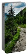 Stone Walkway Into The Valley Portable Battery Charger