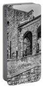 Stonehaven Monochrome  Portable Battery Charger