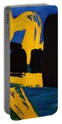 Stonehenge Abstract Evolution1 Portable Battery Charger