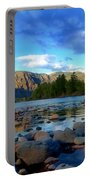 Stones By The Similkameen Portable Battery Charger