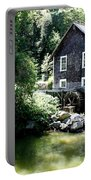 Stony Brook Gristmill And Museum Portable Battery Charger