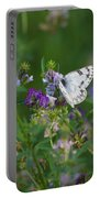 Stop And Smell The Flowers Portable Battery Charger