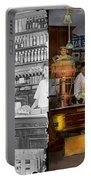 Store - In A General Store 1917 Side By Side Portable Battery Charger