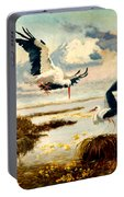 Storks II Portable Battery Charger