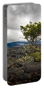 Storm Moving In Portable Battery Charger