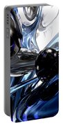 Storm Shadow Abstract Portable Battery Charger