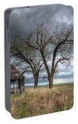 Storm Sky Barn Portable Battery Charger