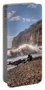 Storm Tide Cliffs End Portable Battery Charger