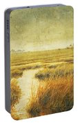 Stormy Marsh Portable Battery Charger