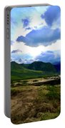 Stormy Morning Portable Battery Charger