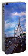Stormy Zakim Portable Battery Charger
