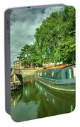 Stourport Narrowboats  Portable Battery Charger