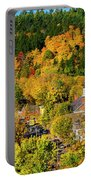 Stowe Vermont Portable Battery Charger