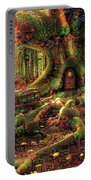 Strange Dreams 3 Portable Battery Charger