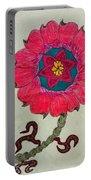 Strange Flower Portable Battery Charger