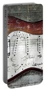 Strat Guitar Fantasy Portable Battery Charger