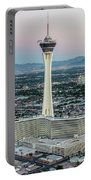 Stratosphere Casino Hotel And Tower Portable Battery Charger