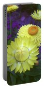 Strawflower Perfection  Portable Battery Charger