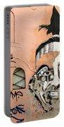Street Art 1 Portable Battery Charger