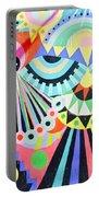 Street Art Portable Battery Charger