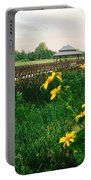 Street Flowers  Portable Battery Charger