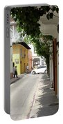Street In Colombia Portable Battery Charger